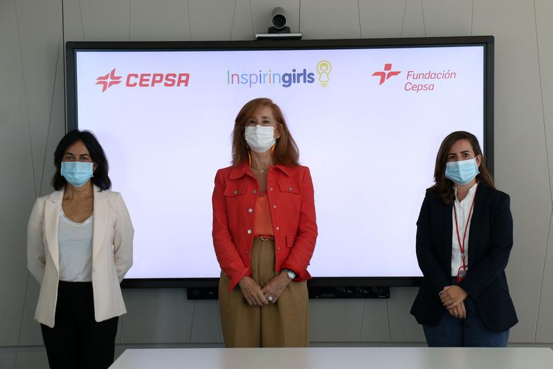 Inspiring Girls y Fundación Cepsa STEM-2